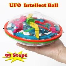 パズルマジック迷路知性ボールゲーム バランス古典のおもちゃ子供大人 perplexus IQ