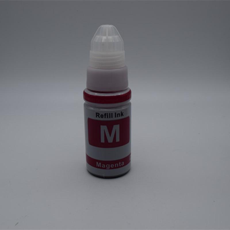 Refill Dye Ink Kit Kit BK C / M / Y Special til Canon Genopfyldelig - Kontorelektronik - Foto 6