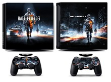 Battlefield PS4 Pro Skin Sticker Vinyl Decal