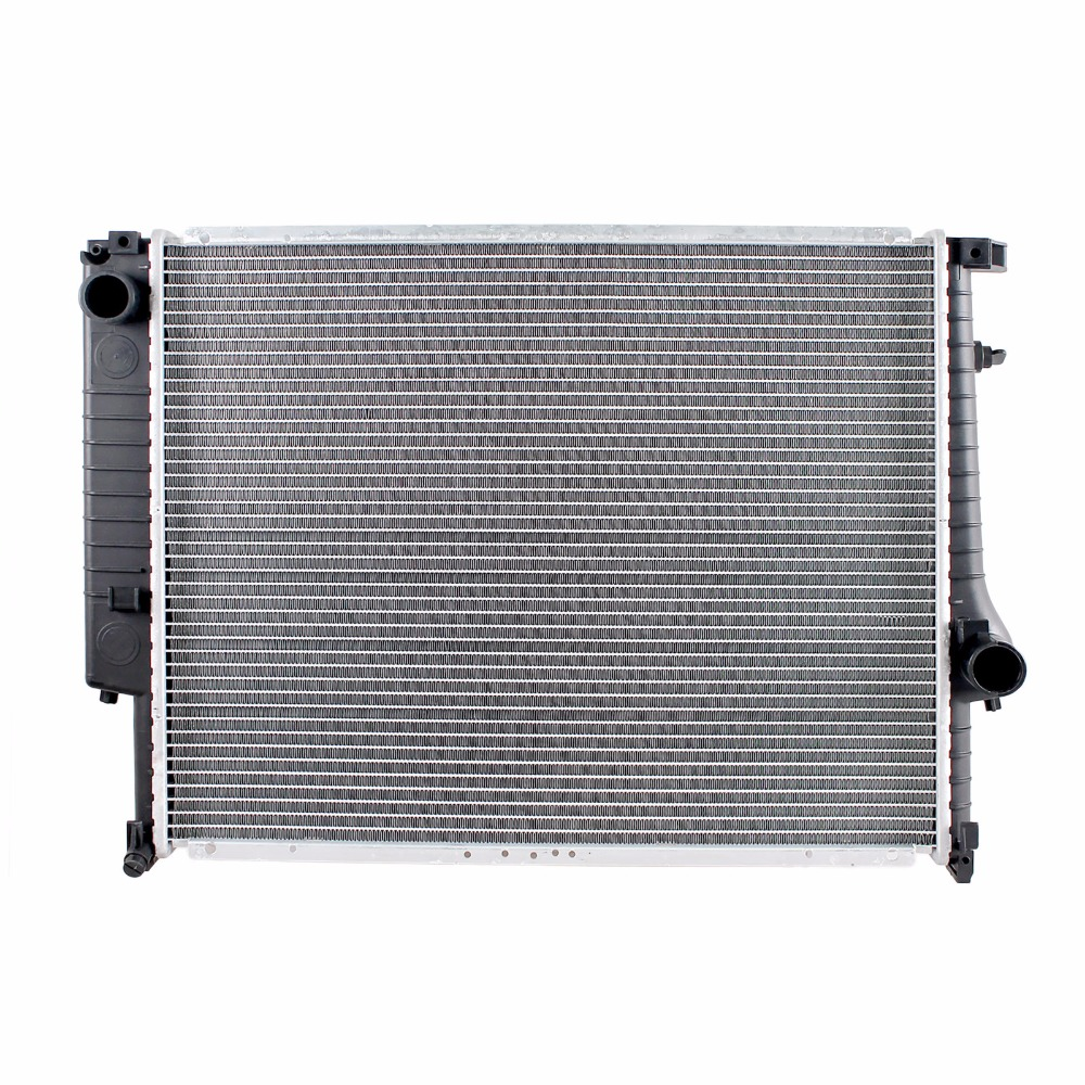 Car Radiator For BMW 3 Series E36 320i 323i 325i 328i M3 6Cyl 1990-1999 #Manual for bmw e36 318i 323i 325i 328i m3 carbon fiber headlight eyebrows eyelids 1992 1998