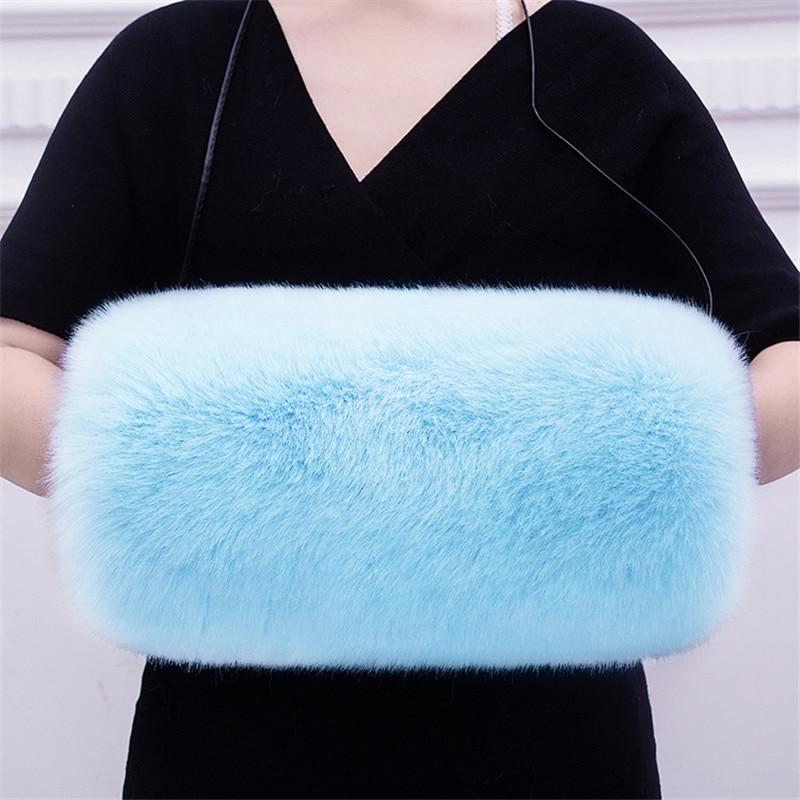 Padded //Fleece Pram Handmuff Pushchair Pram Mitts Gloves Luxury faux fur trim