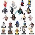Single Sale Marvel Super Heroes Avengers Wolverine Archangel Sabretooth Building Blocks Bricks Toys for Children