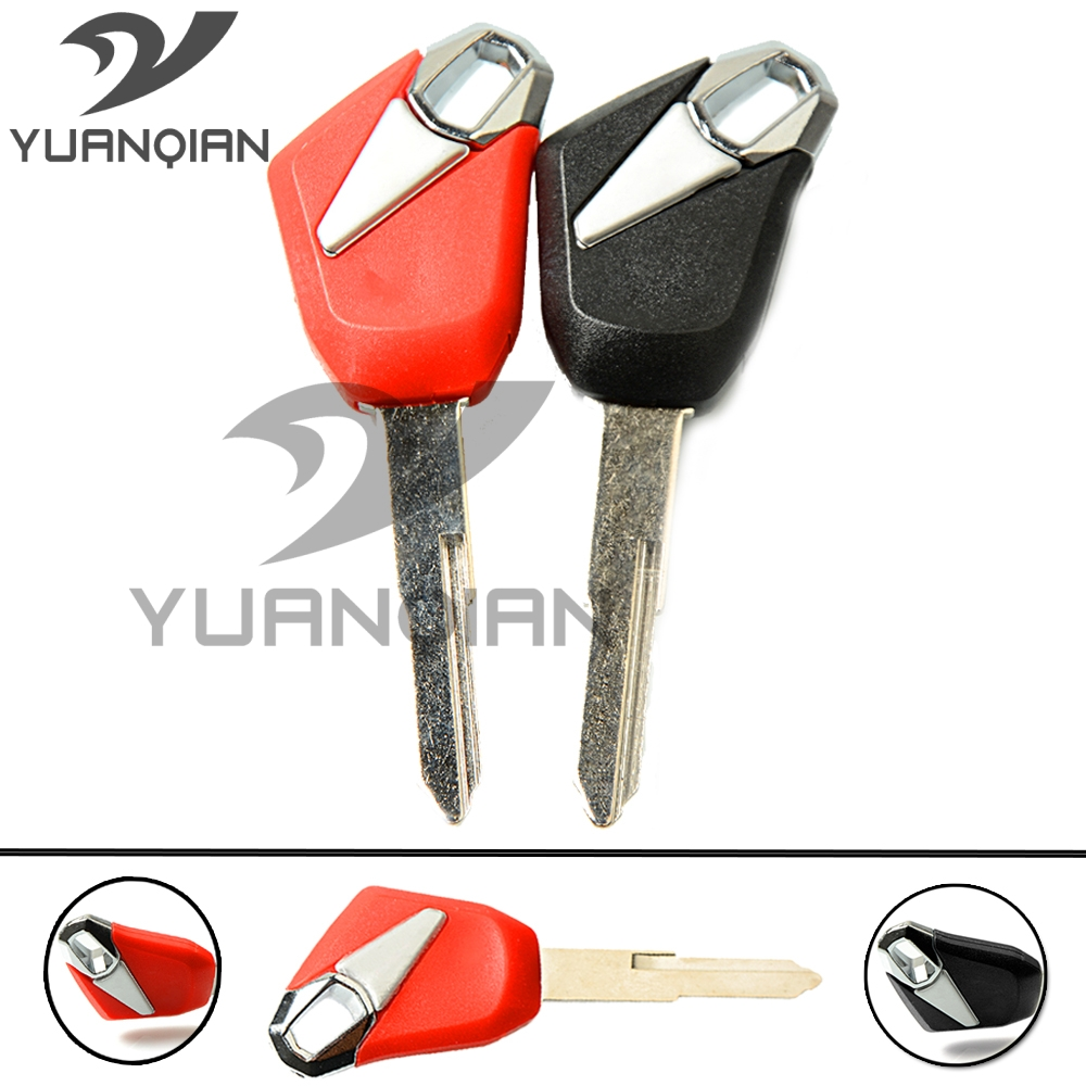 For Kawasaki 1400 ZX-10R ZX-6R ZZR1400 ZX-14R Ninja ZX-14 Motorcycle Keys Embryo Key  For ZX10R 6R 14 14R ZZR1400 Ninja