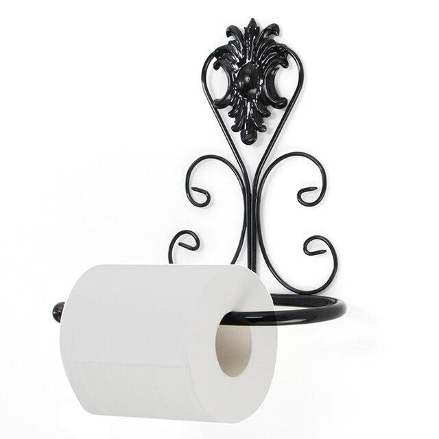 Retro Design Eisen Küche Papierrollenhalter Hängen Badezimmer ...