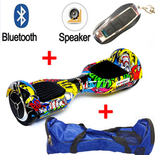 Hoverboard Self Balance Electric Scooter Hover Board Balance Hoverboard Skateboard Electric Hoverboard 6.5 inch Gyroscoot