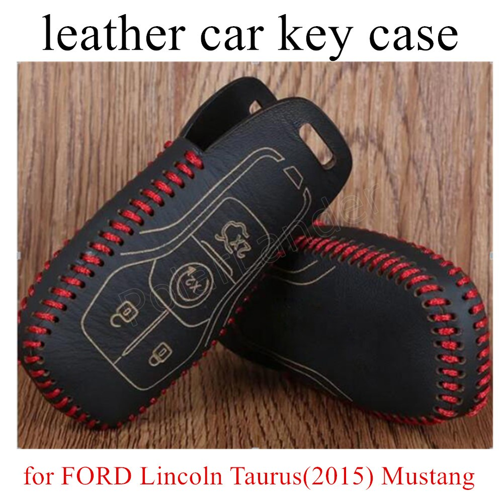 Best quality car key case for ford lincoln taurus 2015 mustang explorer 2016