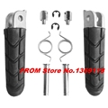 Motorcycle Left Right Front Footrest Foot Pegs For Honda CBR 900 RR 1993-1999 RC51 2000-2006 VFR 800 1998-2006 VTR1000 1997-2005