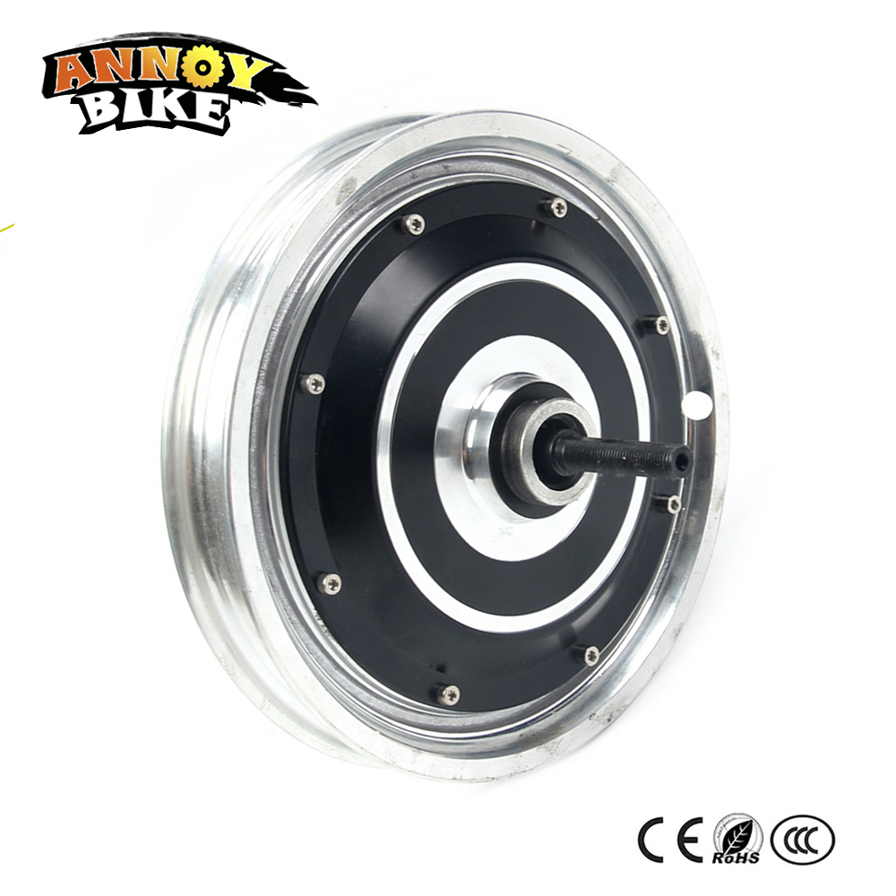 12inch Hub Motor Brushless 36V 350W Double Shaft Electric Bicycle Motor Motorcycle Double Shaft Energy Scooter Wheel For Ebike 4inches bldc hub motor with tyre hall sensor and eabs function enable for electric scooter ebike motorycle front or rear driven
