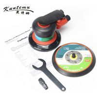 1PC 5Pneumatic Polisher Air Polishing Machine Air Sander With Grinding Disc For Grinding and Polishing