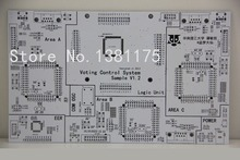 100% Positive Feedbacks Free Shipping Low Cost Double-Sided Quickturn PCB Boards Prototype Manufacturer Fast Sale 134