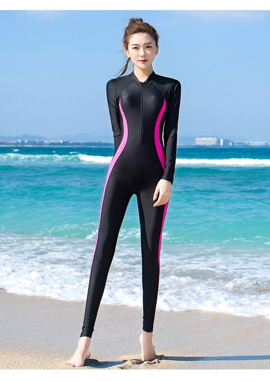 Women wetsuit 21