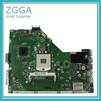 Original For Asus X55A Intel Laptop Motherboard s989 HM70 Mainboard 60 NBHMB1100 E05