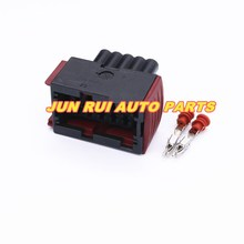 10pcs/lot wiring harness plug connector for automobile headlamp 10p  connector for buick new regal