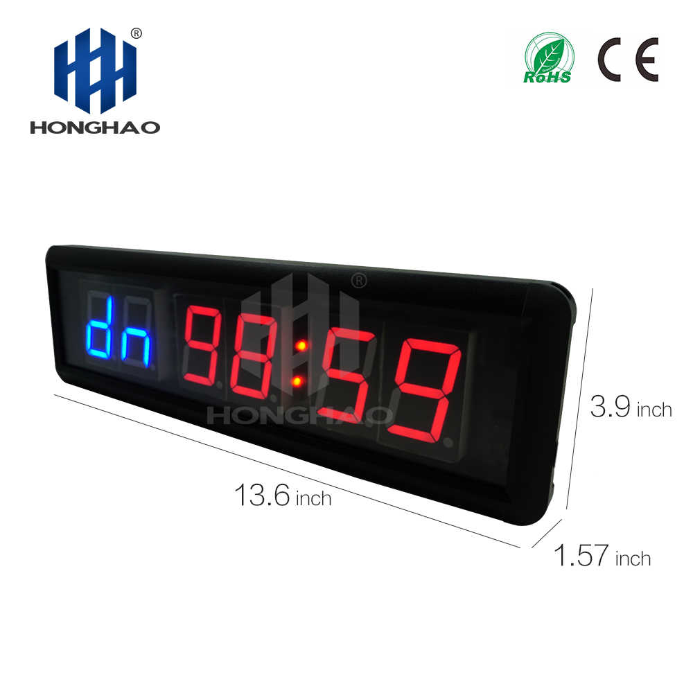 detail feedback questions about honghao led countdown timer crossfit