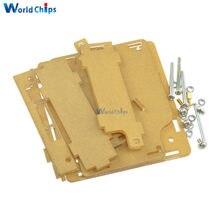 Estuche de acrílico para condensador Inductor, medidor de transistores multifunción MG328 M328