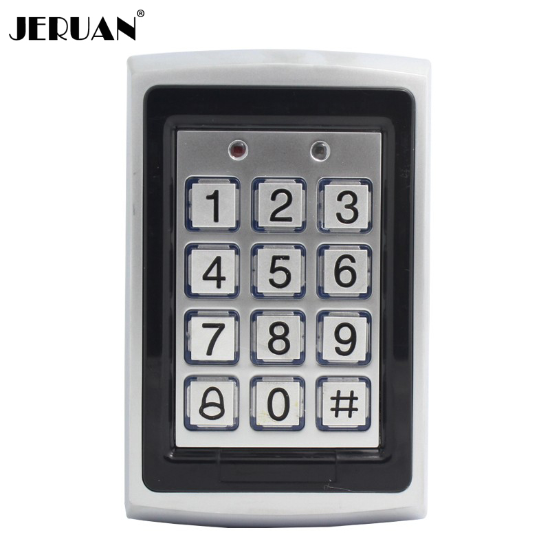 Brand New High Security Metal Case RFID Door Access Control with Keypad Code In Stock FREE SHIPPING