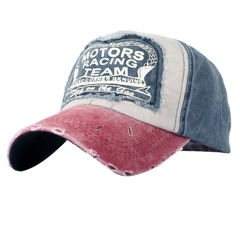 Texas Vintage Jeans Baseball Cap Outdoor Sports Hat for Men and Women