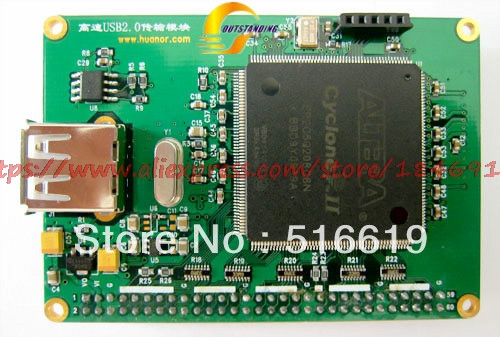 Free Shipping  USB2.0 Data Acquisition Module USB Module (updated Version)