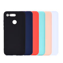 Fashion Macaron Candy Colors Soft TPU Frosted Case Phone Silicone Bag Cover Skin Shell Coque Funda for HUAWEI Honor V20 Cases