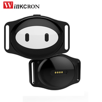 Mini tracker gps long standby time for dog cat Pet personal gps tracker /IOS /Andriod App free website service Waterproof
