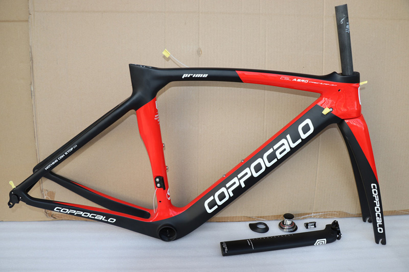 2019 Road Bike Frame Carbon Road Frame Di2 Mechanical T1100 UD Bicycle Carbon Frame Size 47