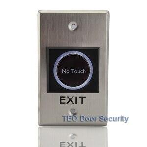 Image 2 - O botão infravermelho do sensor conduziu a indicação nenhum botão do toque para o sistema de controle de acesso