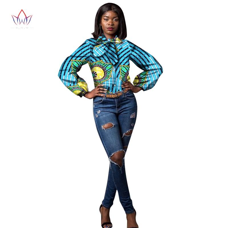2018 Նոր ժամանող աֆրիկյան մոմի տպագիր - Կանացի հագուստ - Լուսանկար 4