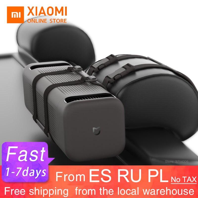 Original Xiaomi Mi Mija Car Air Cleaner Smart Purifier Mijia Brand CADR 60m3/h Purifying PM 2.5 Detector Smart Remote Control