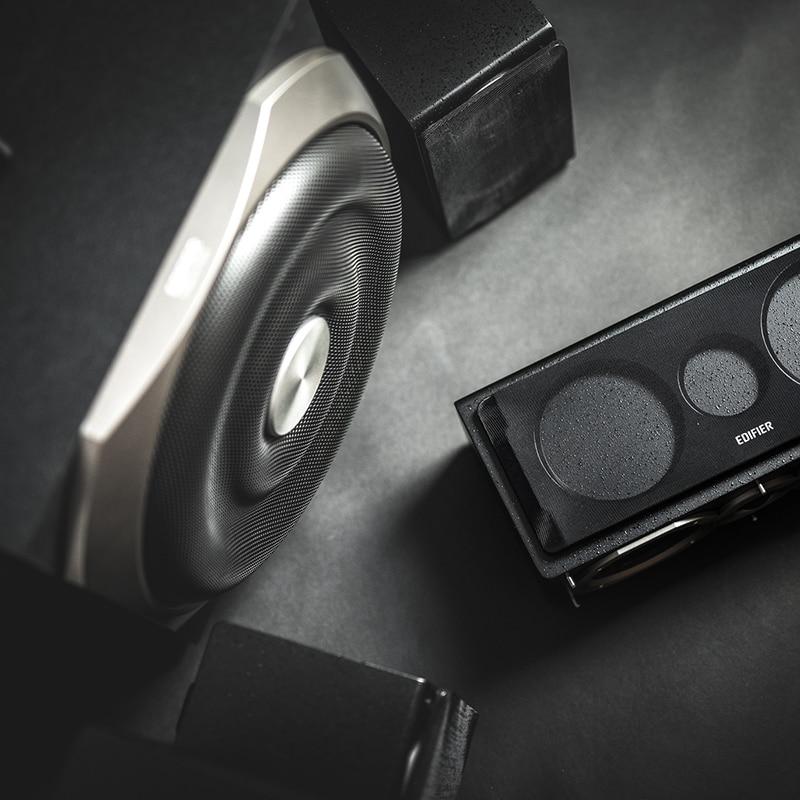 EDIFIER S760D HIFI 5.1 Subwoofer Speaker All-digital Decoding 5.1 Subwoofer Speaker Support Multi-functional Remote Control