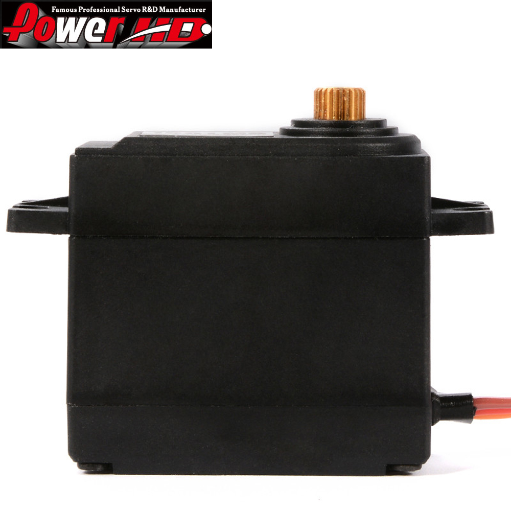 4pcs / lot 100% Izvorni High-Torque RC Auto Servo Power HD 1501MG - Igračke s daljinskim upravljačem - Foto 5