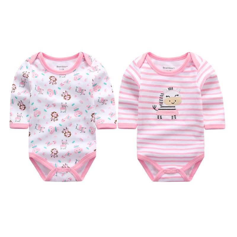 лот оптовая продажа Одежда для новорожденных младенческой длинным рукавом  ребенка Корректирующие боди c27c945703c97