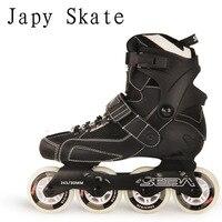 Japy Skate EUR size 40 46 Original SEBA GTX80 Adult Inline Skates Roller Skating Shoes Slalom Sliding Free Skating Patines