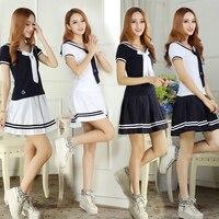 Nova JK uniformes escolares meninas moda XXXL terno de marinheiro japonês uniforme escolar serviço de classe verão Lolita Cosplay Anime