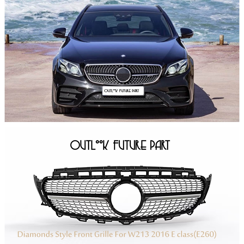 Mercedes Benz Front Grill Price