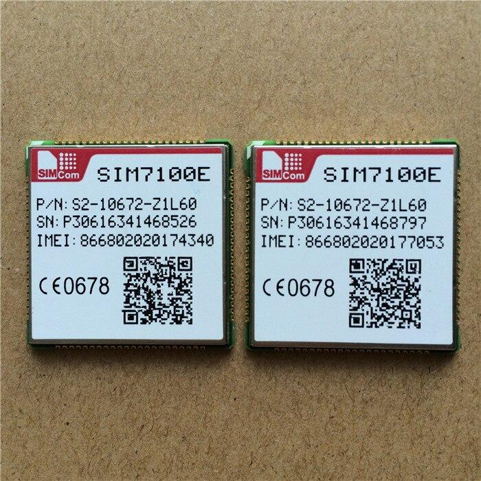 100% Yeni & Orijinal SIM7100E TDD-LTE/FDD-LTE100% Yeni & Orijinal SIM7100E TDD-LTE/FDD-LTE