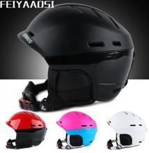 AS FISH Men Women Outdoor professional Integrally-molded Ski Helmet Safety Skiing Helmet Snowboard Skateboard Motorcycle Helmet все цены