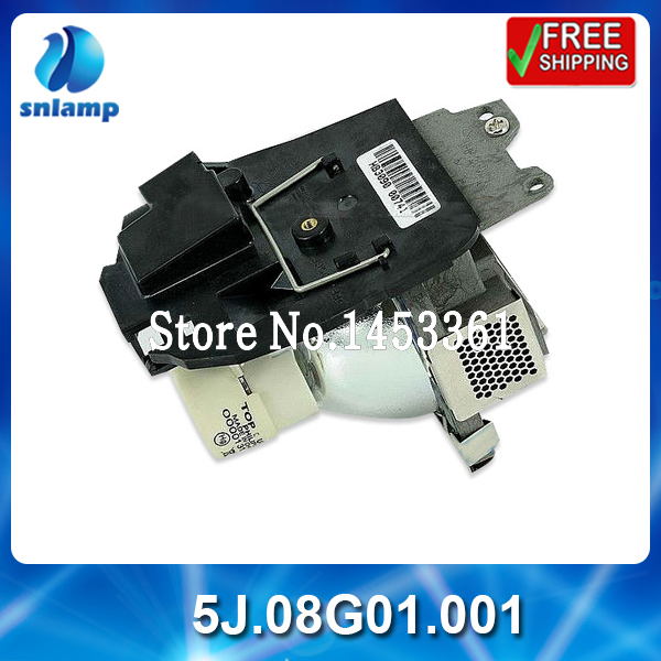 Alibaba aliexpress high quality replacement projector lamp bulb 5J.08G01.001 for MP730