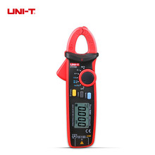 UNI-T UT210D Digital Clamp Meter Auto Range Capacitance Multimeter AC/DC Voltmeter Ammeter Resistance Temperature Measurement