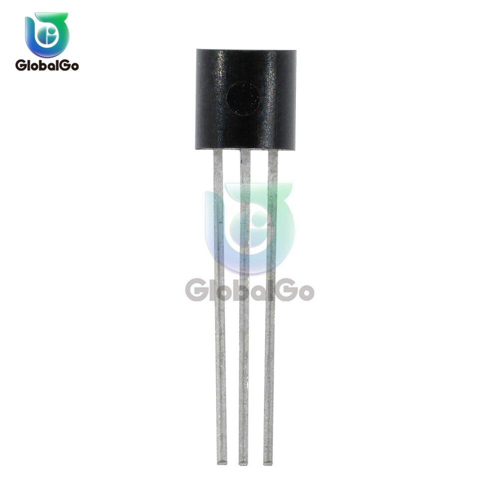 1 м 2 м 2,5 м 3 м DS1820 Нержавеющая сталь Водонепроницаемый датчик температур Кабельная линия 18B20 DS18B20 Температура Сенсор чип - Цвет: Chip