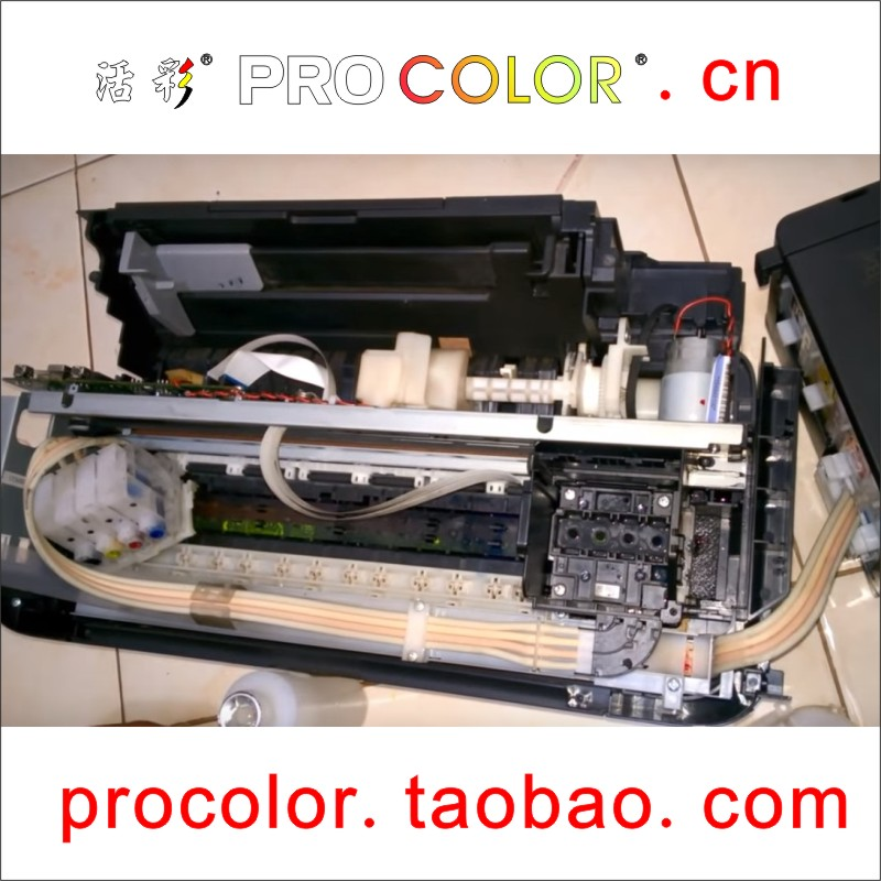 US $8 91 10% OFF|664 printhead kit Pigment ink Cleaner Cleaning Fluid clean  liquid for EPSON L220 L300 L310 L355 L365 L455 L550 L565 CISS printer-in