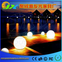 Magic RGB led Ball outdoor diameter 25cm rechargeable,Glowing Sphere,waterproof pool LIGHT BALL for Christmas Decoration