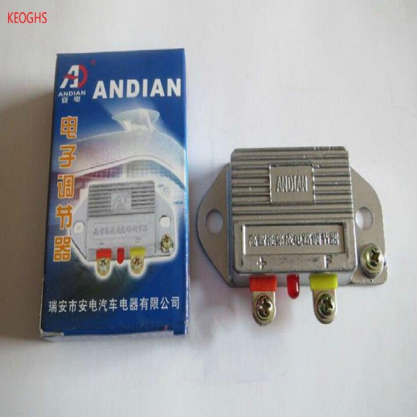 UNIVERSAL FOR ALL CAR 1000W voltage stabilizer 12v car voltage stabilizer alternator regulator escobillas de alternador