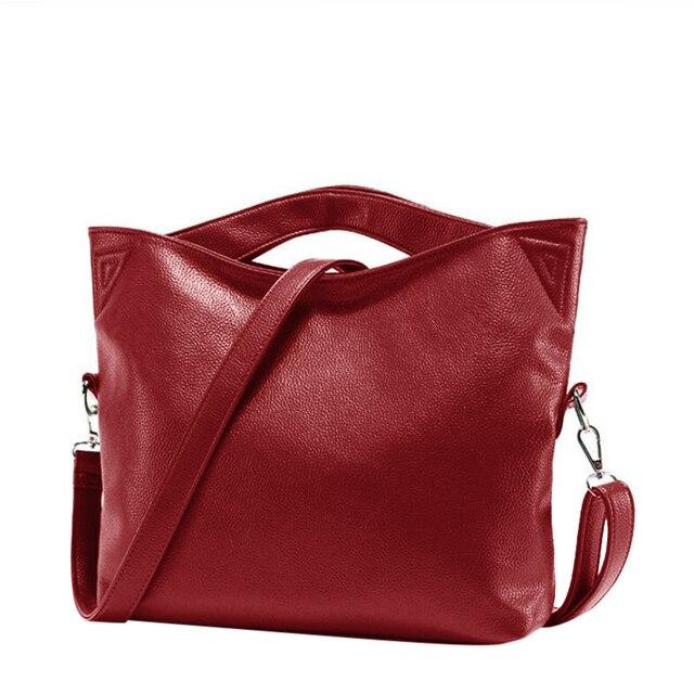 0123170ed5c7 PU кожаные сумки большой Сумки Для женщин известных брендов большой Для  женщин сумки на плечо женская