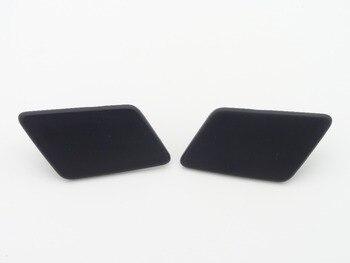 2ชิ้น/คู่รถกันชนหน้าไฟหน้าเครื่องซักผ้าหัวฉีดเจ็ทฝาครอบหมวกสำหรับBMW X1ชุดE84 2010-2012