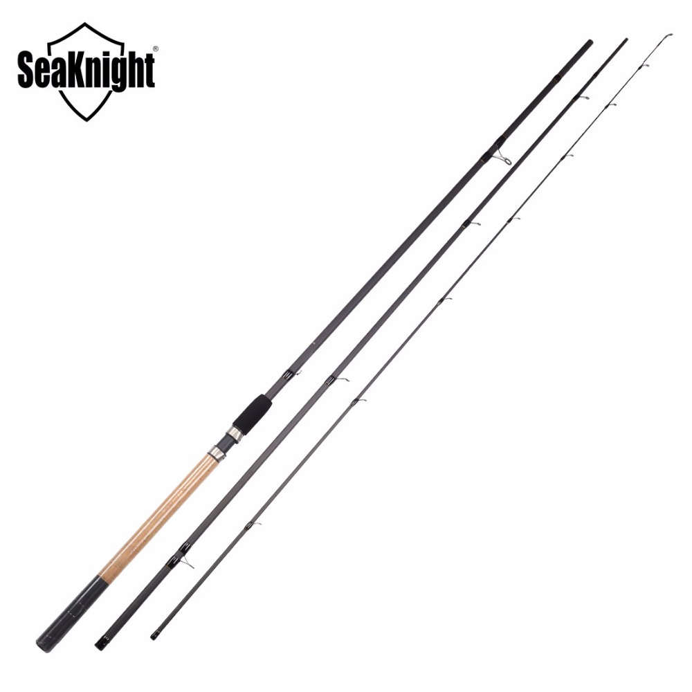 1PC SeaKnigt MAXWAY Smart Match 3 6M 3 9M 12FT 13FT 3 Sections Carp Fishing Rod