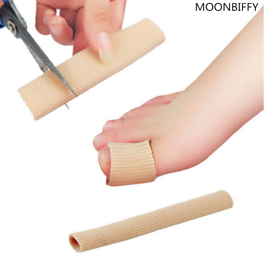 15CM Shoe Accessories Fabric Finger Toe Protectors