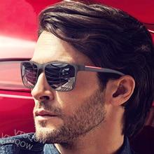 Top Quality Square Sunglasses Men Brand