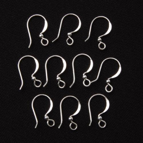 30Sets Snap Fastener Clasp Hooks Connectors For Bracelet Necklace Making15x8mm