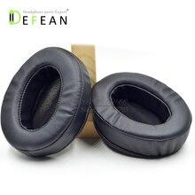 Defean Aggiornamento di Memoria Ear pad cuscino per Audio technica M50 M50S M50X M40 M40S M40X cuffie auricolare