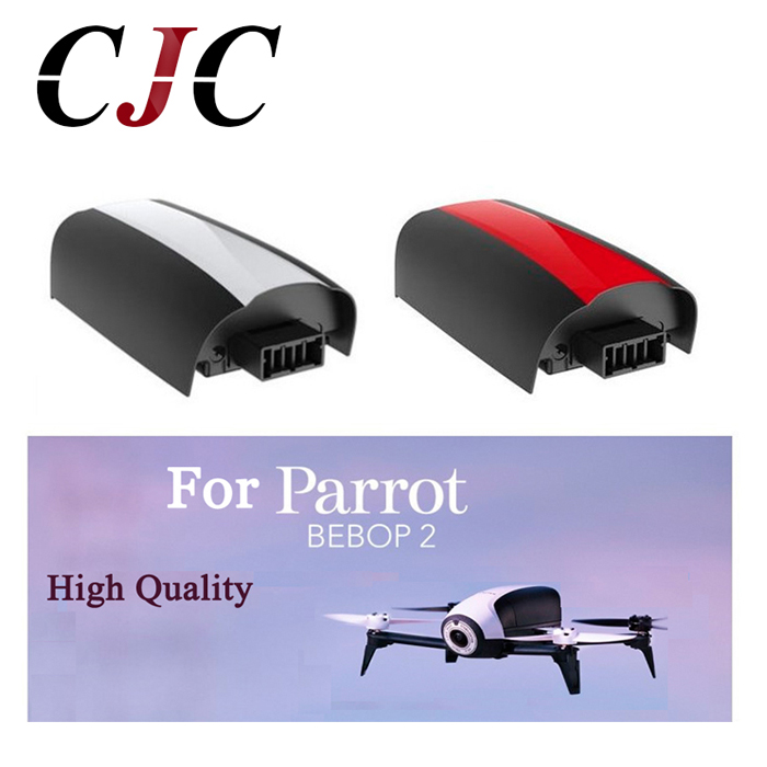 2PCS High Capacity Replacement Battery For Parrot Bebop 2 Drone 3200mAh 11.1V Lipo Upgrade Battery For RC Quadcopter Parts new 3100mah 11 1v lipo battery replacement for parrot bebop 2 drone fpv quadcopter